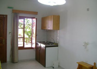 Clean kitchen corner